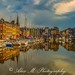 Honfleur Panorama by The Happy Traveller