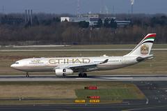 A330 A6-EYL Etihad