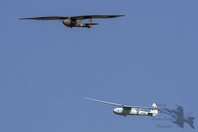 Glider formation, Canon EOS 5D MARK III, Canon EF 500mm f/4L IS
