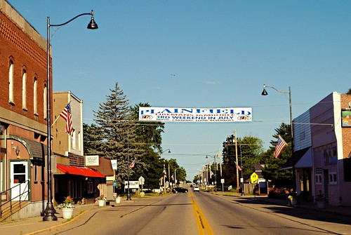 North Street - Plainfield, Wisconsin