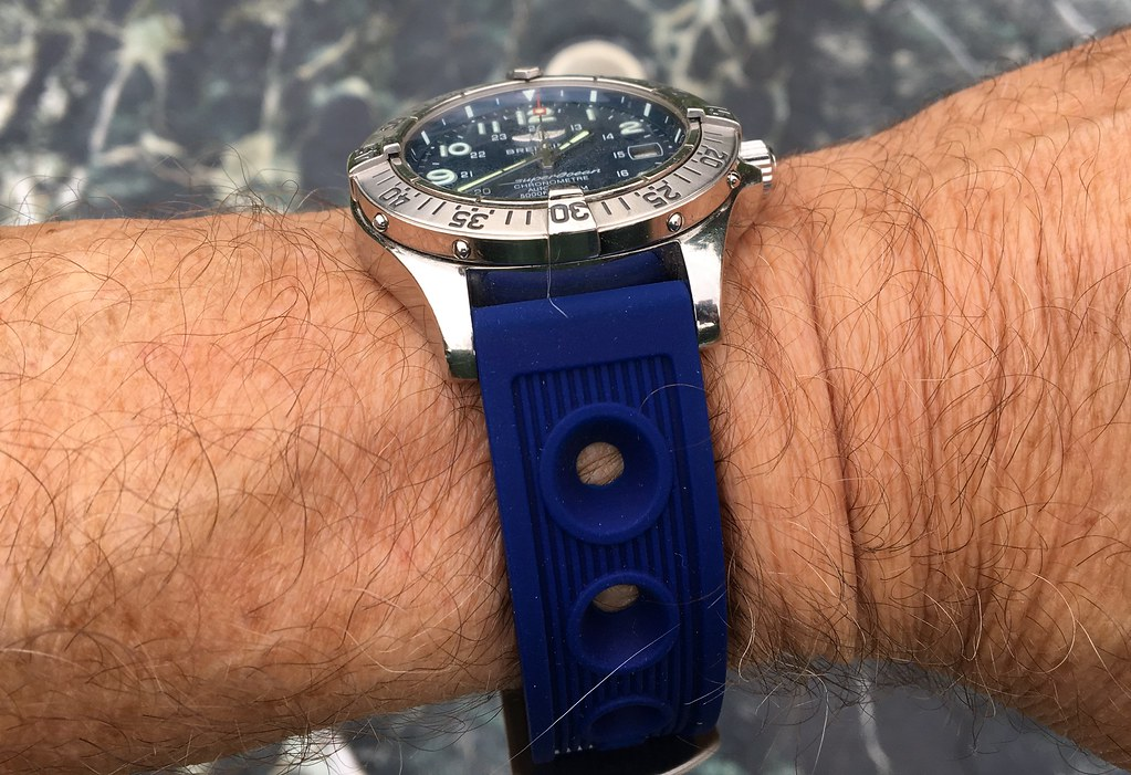 Breitling SO Blue Banf #2