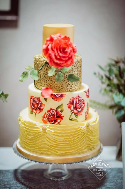 Cake by Rachel Hudson Cakes