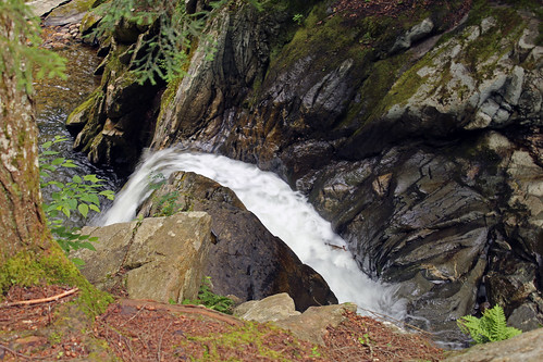vermont summer nature outdoors waterfall