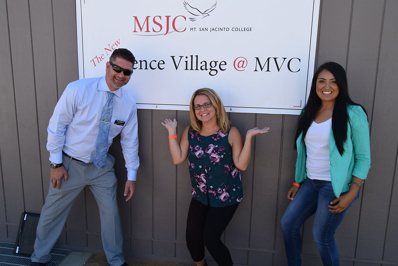 Grand Opening of the Science Village at MVC