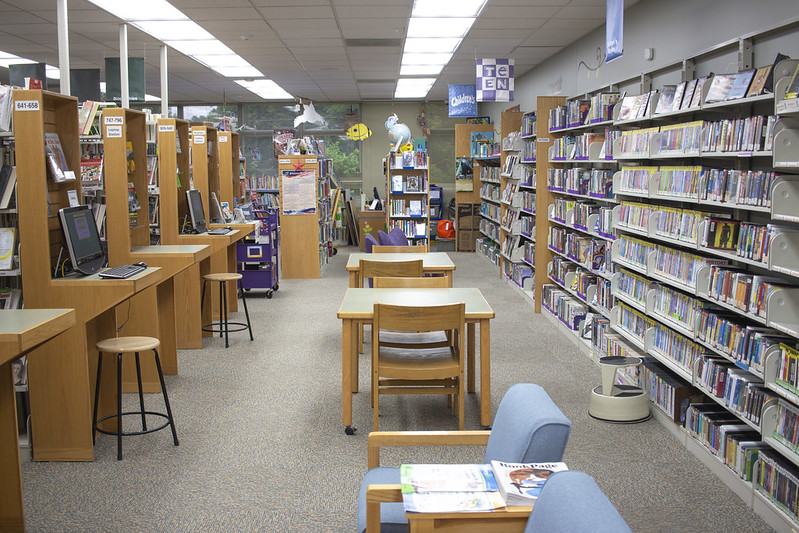 Seating and teen books
