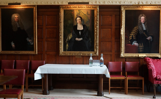 The Queen Mother, Middle Temple, London