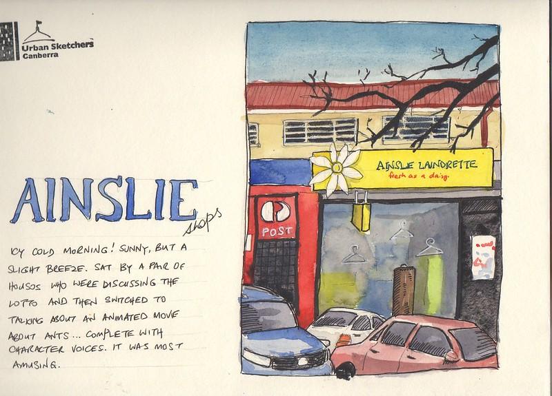 20180812 - Ainslie shops