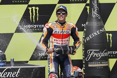 Marc Márquez. GP de la R. Checa 2018