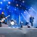 Diablo Blvd - Alcatraz hardrock & metal festival (Kortrijk) 10/08/2018