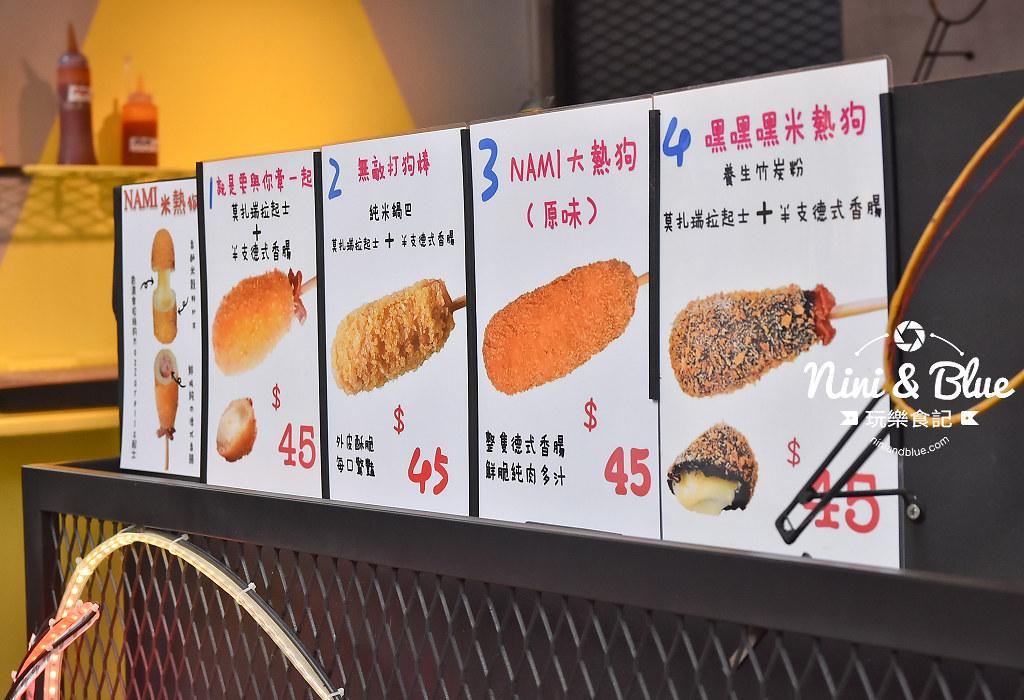 nami米熱狗 逢甲夜市 韓國 美食小吃08