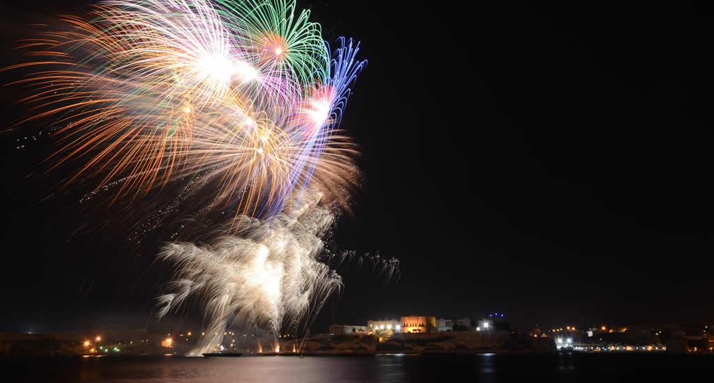 Festivals Malta: Vuurwerkfestivals op Malta | Malta & Gozo