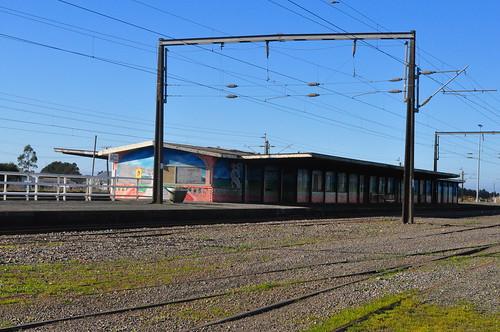 Marton railway station