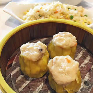 Chicken and Shrimp Siomai from Long Yin
