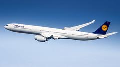 Airbus A340-642 D-AIHV Lufthansa