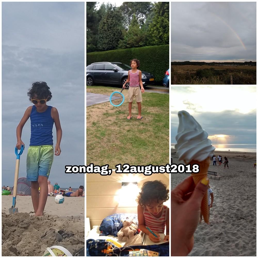 12 august 2018 Snapshot