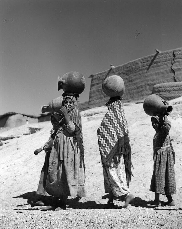 Древности Египта. Часть 74. 1960-е. Древности на снимках Лалы Ауфсберг. Вып 3