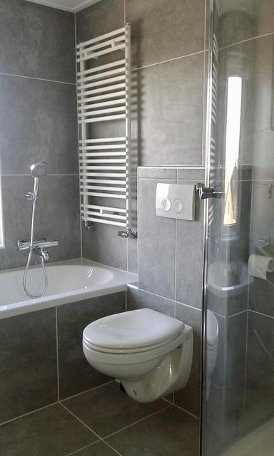 Badkamer licht landelijk