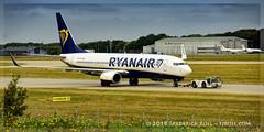 Ryanair B737 ~ EI-FRK