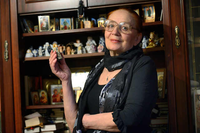 Great-grandmother, Smolensk