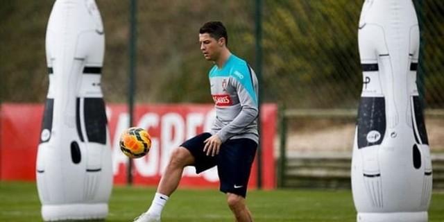 Tanpa Cristiano Ronaldo,Real Madrid Coba Maksimalkan Trio BBV