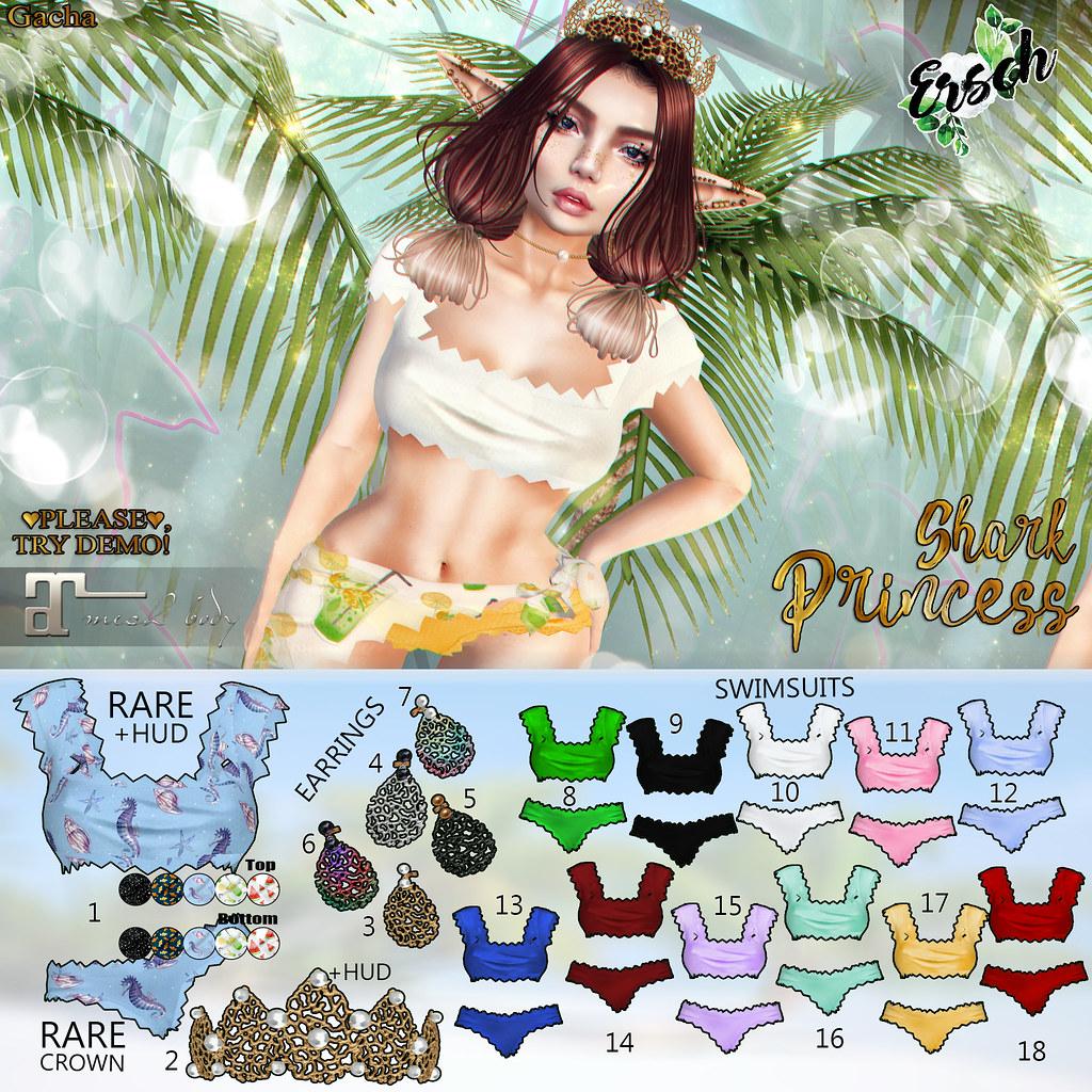ERSCH---Shark-Princess-Gacha-key - TeleportHub.com Live!