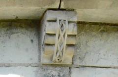Preuilly-sur-Claise (Indre et Loire), abbatiale St-Pierre – Version 2 - Photo of Charnizay