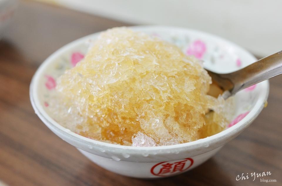 [台北]大同區迪化街古早味顏記杏仁露。懷念滋味的消暑冰品