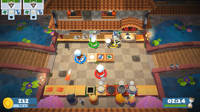 Overcooked 2 - Multiplayer