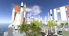 International Spaceflight Museum - Spaceport Alpha