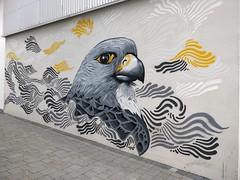 Mur à Reykjavik