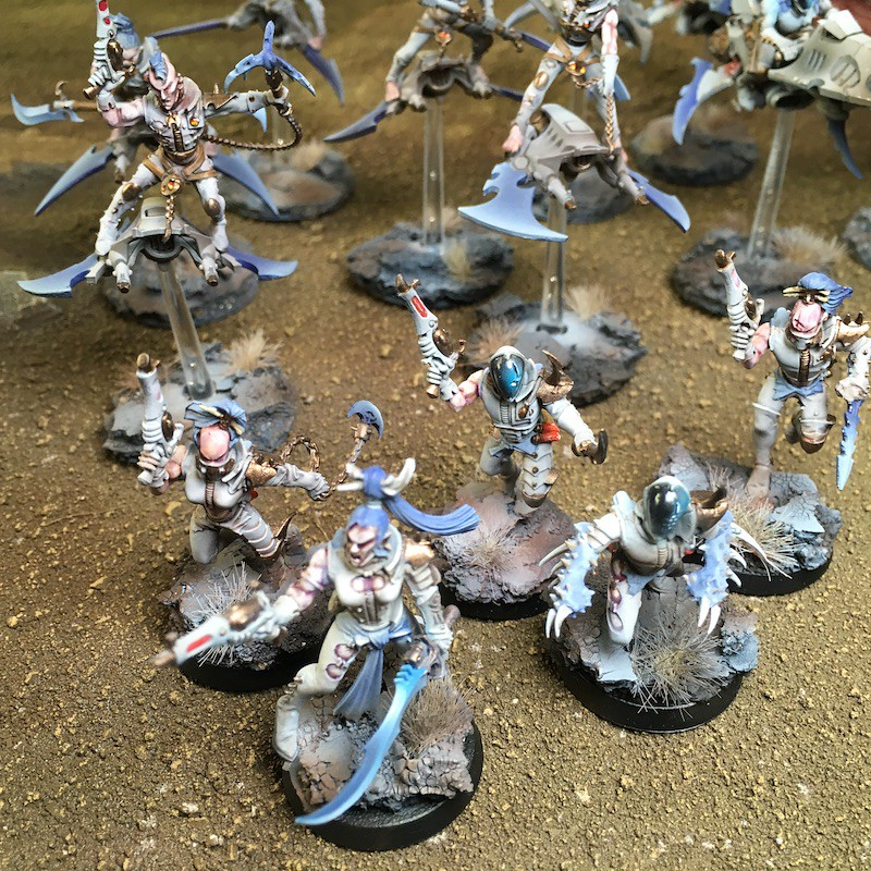 Medal of Colors Indomitus Crusade Armies-17