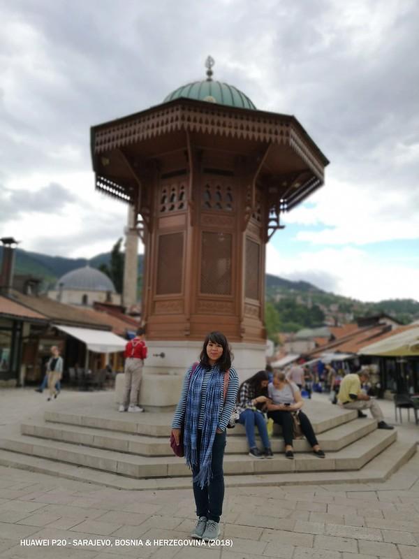 2018 Bosnia Sarajevo Bašcaršija