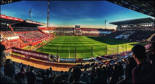Estadio Club Atlético Lanus #cancha #lanus #futbol #cesped #hinchada