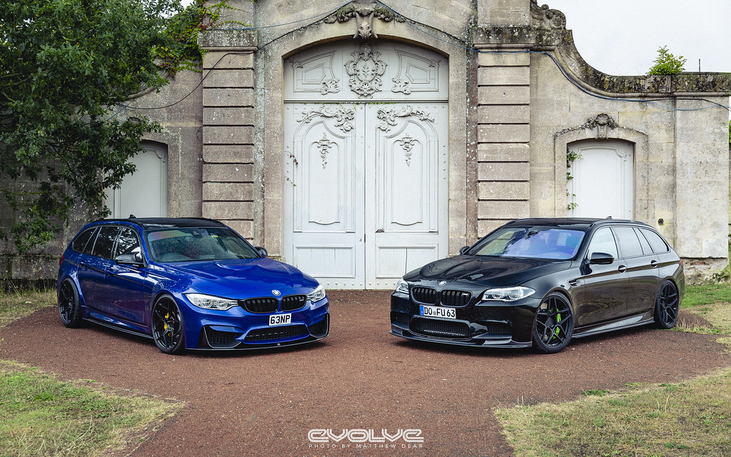 2 M Wagons Bmw Never Built F81 M3 And F11 M5 Evolve Automotive