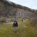 030-20180221_Gordano District-Somerset-walking through Quarry on S side of Portishead Down (near How Ham Farm)