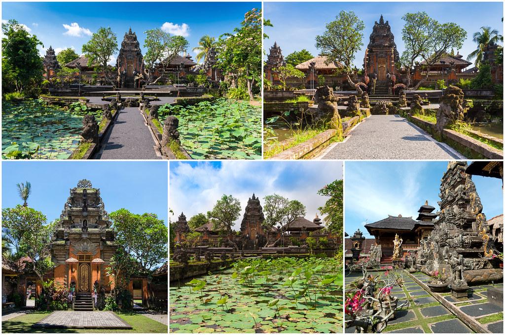Ubud Saraswati Temple