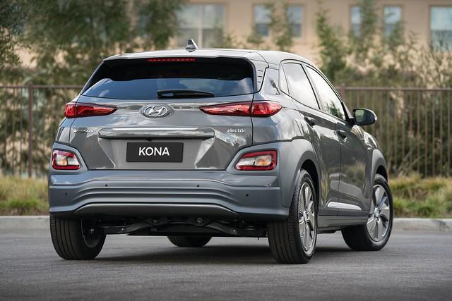 2019 Kona Electric