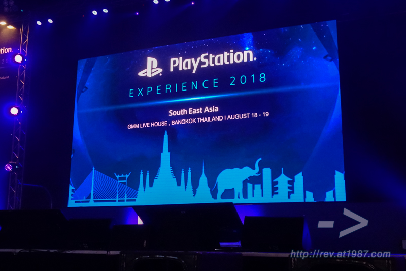 PlayStation Experience 2018 SEA