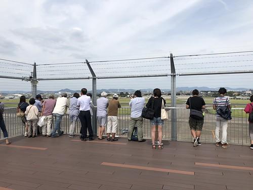 航空フェスティバル2018in愛知 空飛ぶたぬき氏&JA3748 展示飛行 IMG_0896