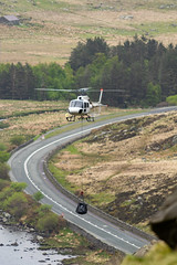 Helicopter path repair