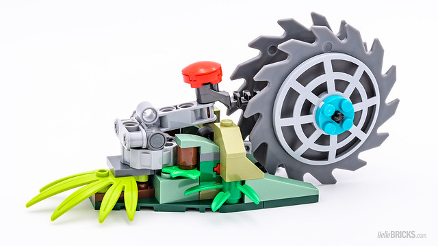 REVIEW LEGO Marvel 76103 Corvus Glaive Thresher Attack 3