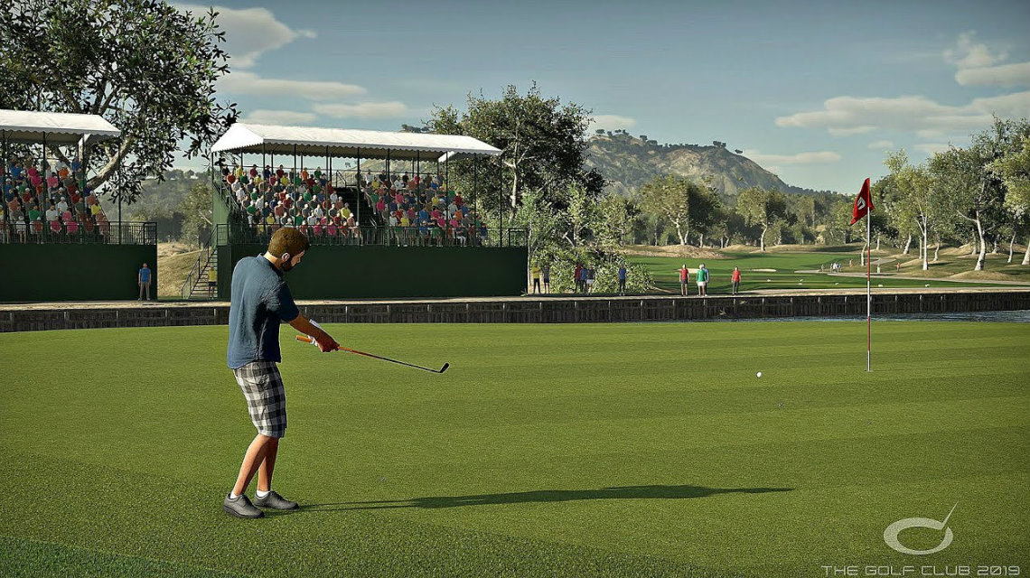 The Golf Club 2019 gameplay videoları
