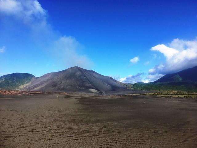 Mt Yasur, Tanna.