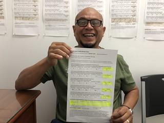 Martin A. Cisneros, reparacion de credito en Municipal credit service