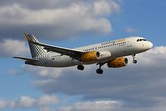 A320 EC-MVE London Heathrow 21.06.18