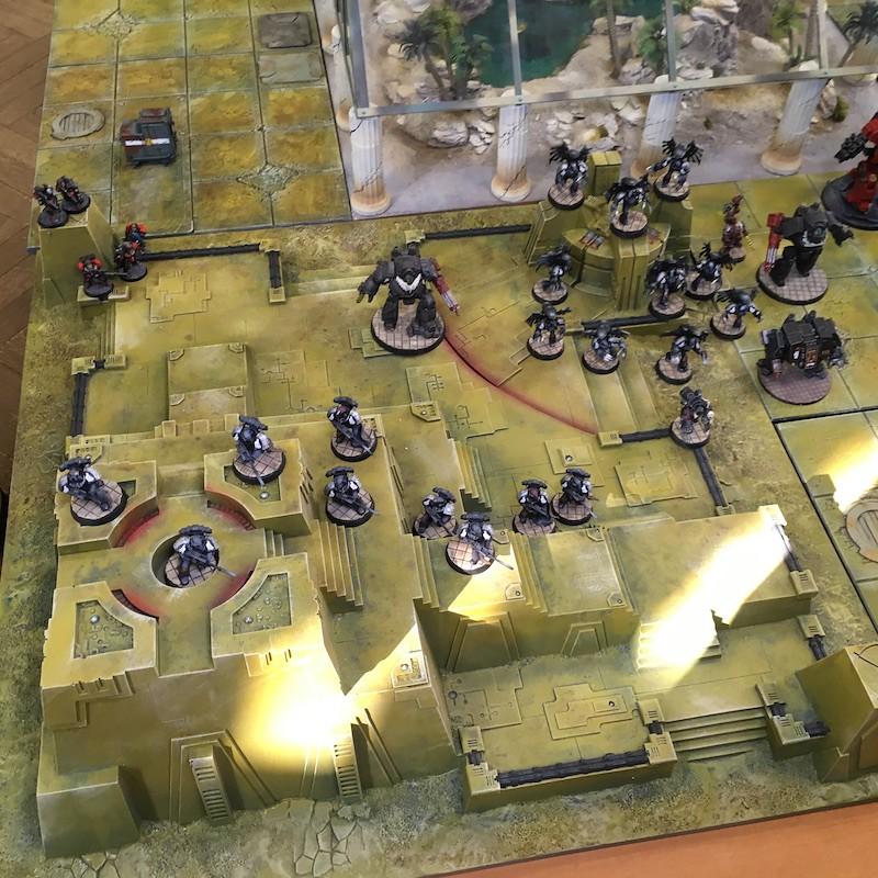 Medal of Colors Indomitus Crusade Armies-74
