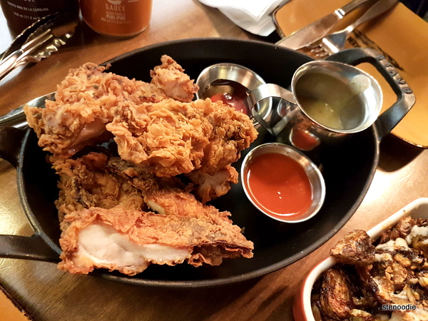 Union Chicken fried chicken