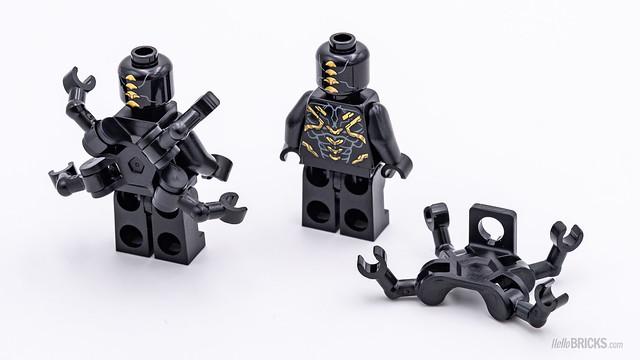 REVIEW LEGO Marvel 76101 Outrider Dropship Attack 3