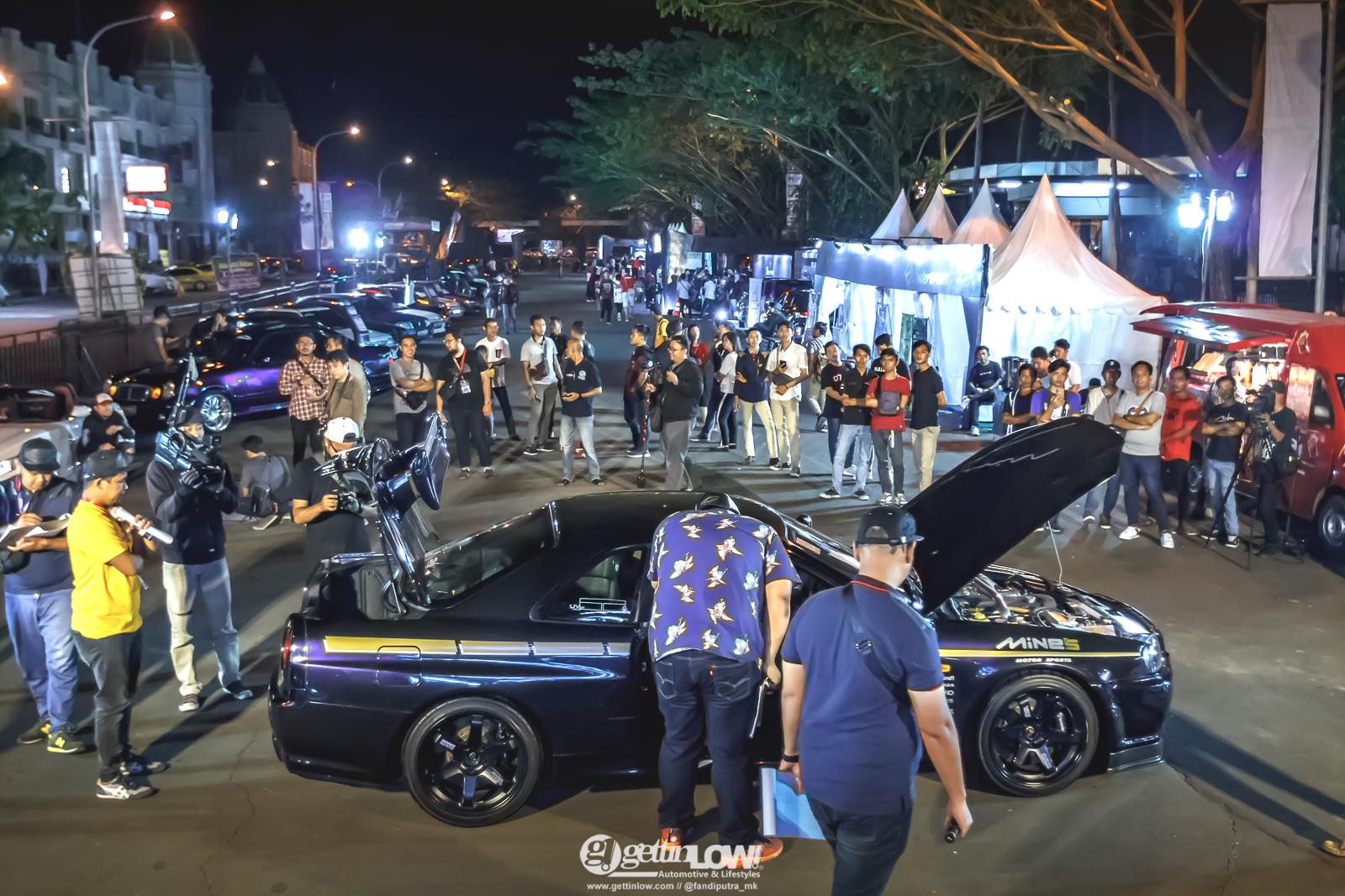 Intersport Autoshow Proper Car Contest Karawang 2018