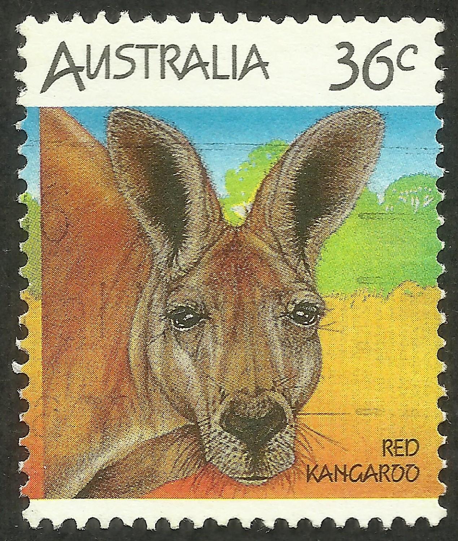 Australia - Scott #992a (1986